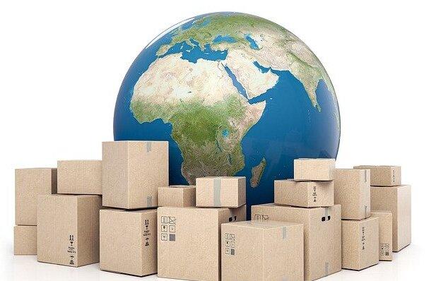 Pakete vor der Welt Versand QP24